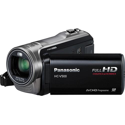 Panasonic V500 Full HD Camcorder