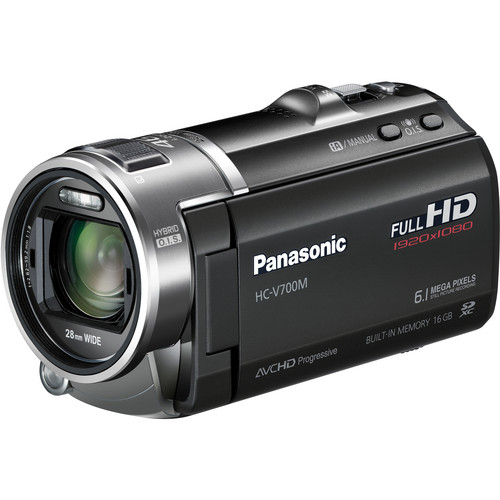 Panasonic 16GB HC-V700M Full HD Camcorder