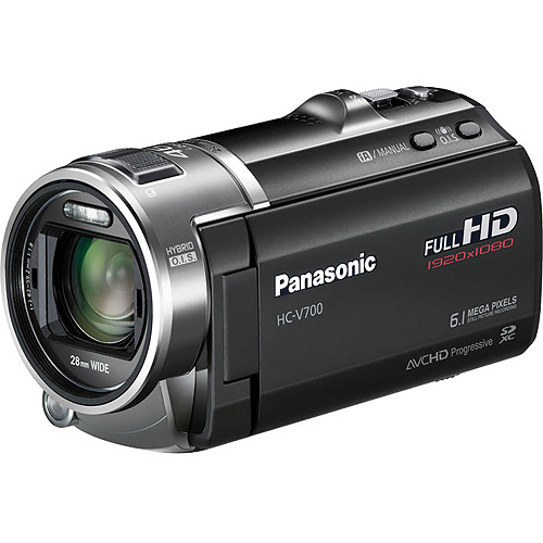 Panasonic HC-V700 Full HD Camcorder
