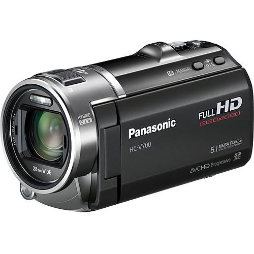 Panasonic HC-V700 Full HD Camcorder