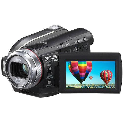 Panasonic HDC-HS100 Full-High Definition Camcorder