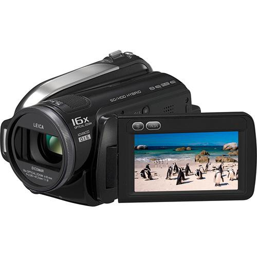 Panasonic HDC-HS20 80GB Full HD Camcorder