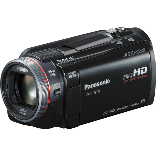 Panasonic HDC-HS900 High Definition Camcorder