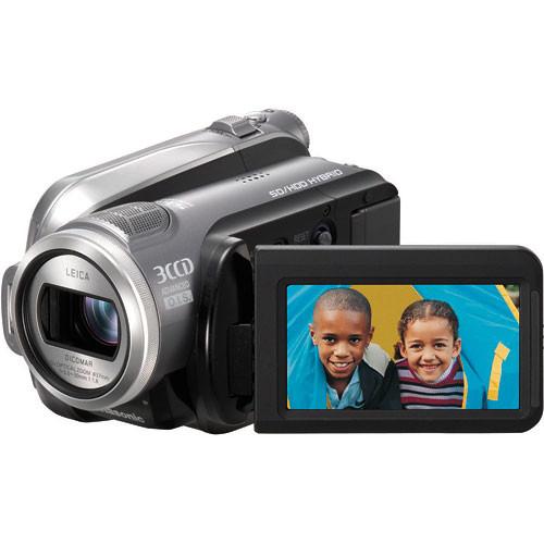 Panasonic HDC-HS9 Hybrid 60GB HDD/Flash Memory High Definition Camcorder