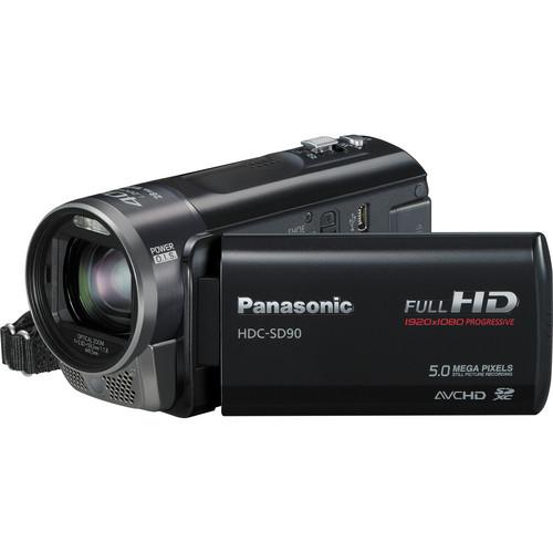 Panasonic HDC-SD90 High Definition Camcorder