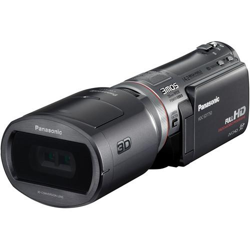 Panasonic HDC-SDT750 3D PAL Camcorder