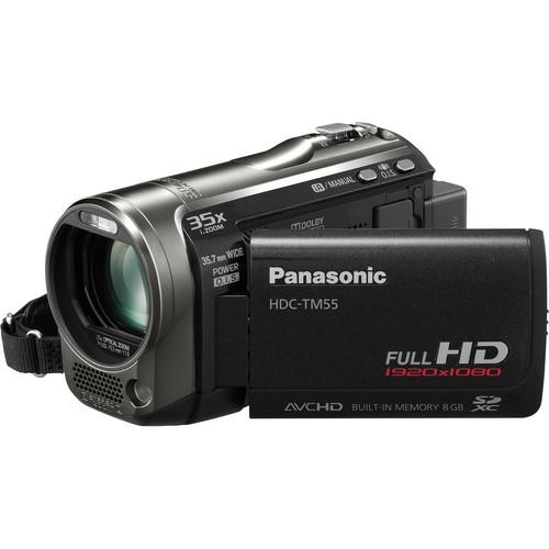Panasonic HDC-TM55K High Definition Camcorder