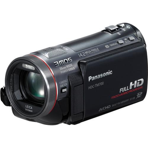 Panasonic HDC-TM700 High Definition Camcorder