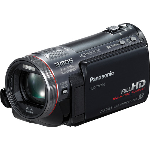 Panasonic HDC-TM700 High Definition Camcorder