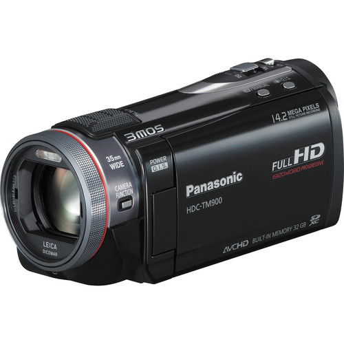 Panasonic HDC-TM900 High Definition Camcorder