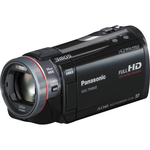 Panasonic HDC-TM900 High Definition Camcorder