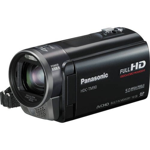 Panasonic HDC-TM90 High Definition Camcorder