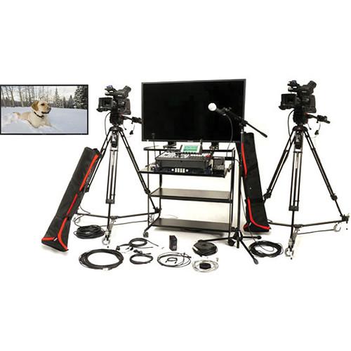 Panasonic Turnkey Video Production Studio