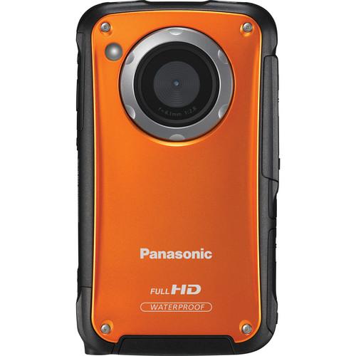 Panasonic HM-TA20 Waterproof Mobile Camcorder (Orange)