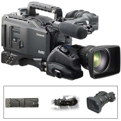 "Panasonic AJ-HPX2000 2/3"" Camcorder Kit 2"