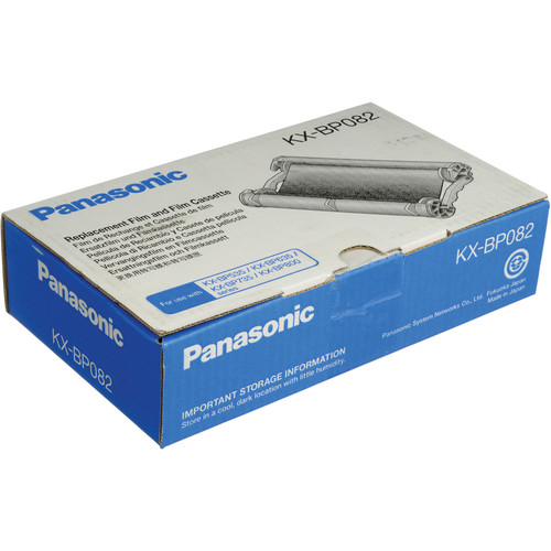 Panasonic Film and Cartridge Replacement Kit, Model KXBP082