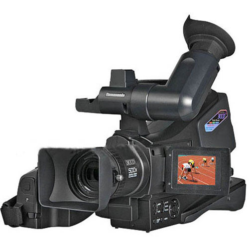 "Panasonic NV-MD10000 ""PAL"" Mini DV Camcorder"