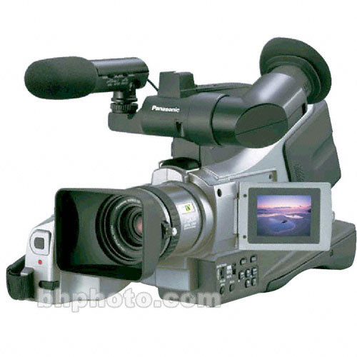 "Panasonic NV-MD9000EN ""PAL"" Professional 1/4"" Mini DV Camcorder"