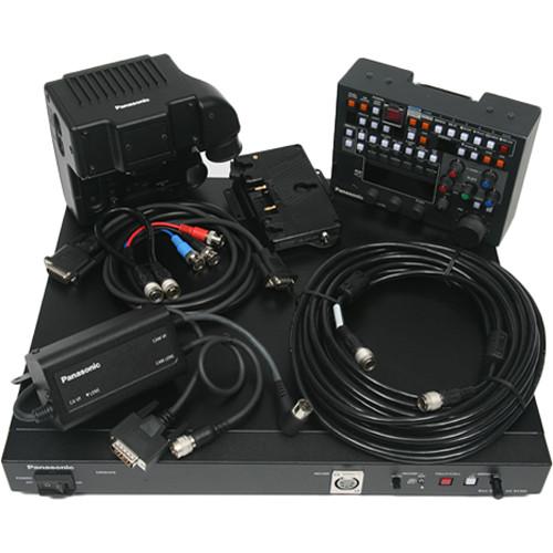 Panasonic P2StudioPlus Camcorder Studio System