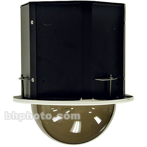 Panasonic D5SN Indoor Recessed Ceiling Housing - Smoked  Dome