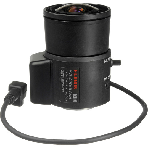 Panasonic PLZ27/5DN 2.7-13.5mm CS-Mount Vari-Focal Lens with Auto Iris DC