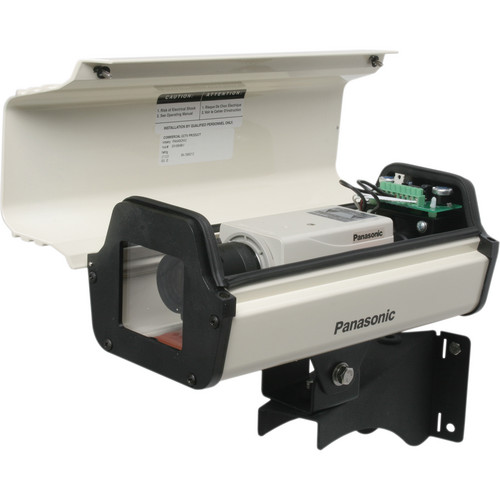 Panasonic WV-CP294 Day/Night Surveillance Camera with 12VDC/24VAC Dual Voltage