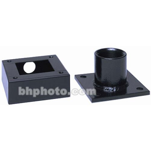 Panasonic PPMF12D Pendant Mounting Bracket and Back Box for the POD7C (Black)