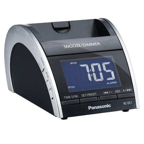 Panasonic RC-DC1 Clock Radio with iPod Dock