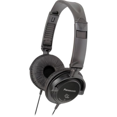 Panasonic RP-DJ120 DJ-Style Stereo Headphones