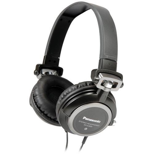 Panasonic RP-DJ600-K DJ-Style Headphones