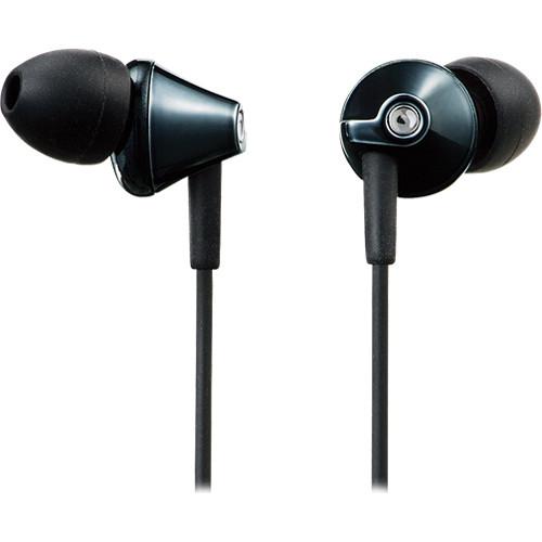 Panasonic RP-HJE290 In-Ear Stereo Headphones (Black)