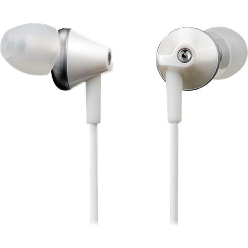 Panasonic RP-HJE290 In-Ear Stereo Headphones (White)