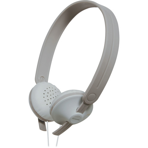 Panasonic RP-HX35-W Super-Lightweight Stereo Headphones (White)