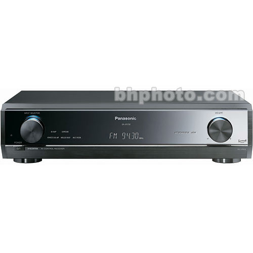 Panasonic SA-XR700 7.1-Channel Digital Home Theater Receiver
