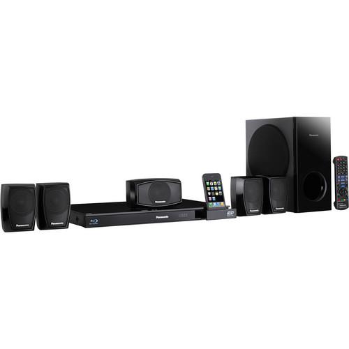 Panasonic SC-BTT270 Full HD 3D Blu-ray Disc Home Cinema System