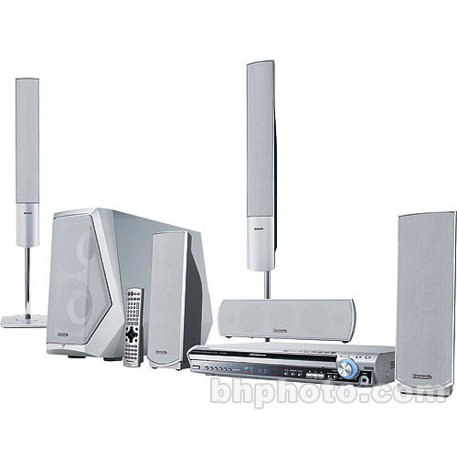 Panasonic SC-HT930 5-DVD Changer Home Theater System
