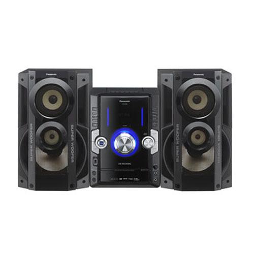 Panasonic SC-VKX60GAK Multi-Zone Mini DVD Hi-Fi System