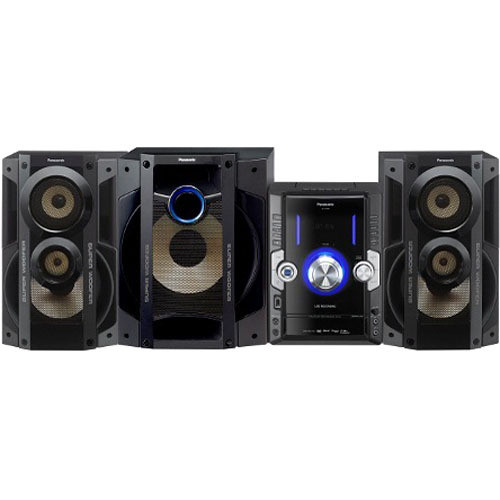 Panasonic SC-VKX80GAK Multi-Zone Mini DVD Hi-Fi System