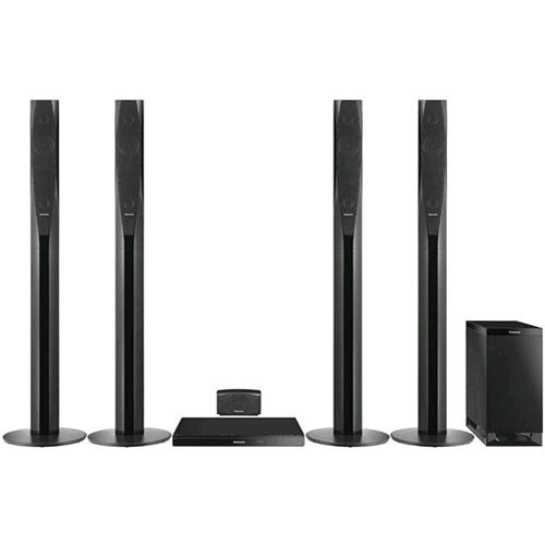 Panasonic SC-XH165GAK Multisystem Home Theater in a Box