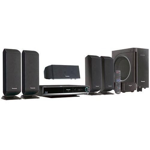 Panasonic SC-BT100 Blu-ray Home Theater System