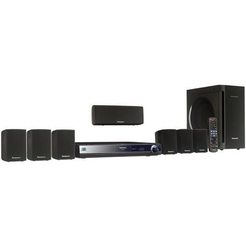 panasonic sc bt200 blu ray home theater system sc bt200 b h. Black Bedroom Furniture Sets. Home Design Ideas