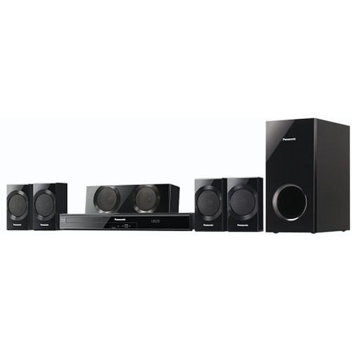 Panasonic SC-BTT190 Full HD 3D Blu-ray Disc Home Theater System
