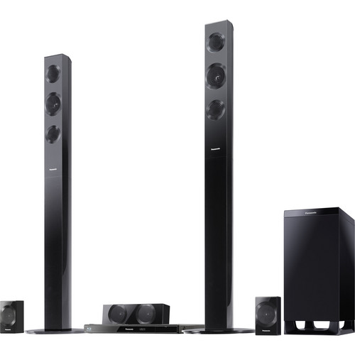 Panasonic SC-BTT490 Full HD 3D Blu-ray Disc Home Theater System
