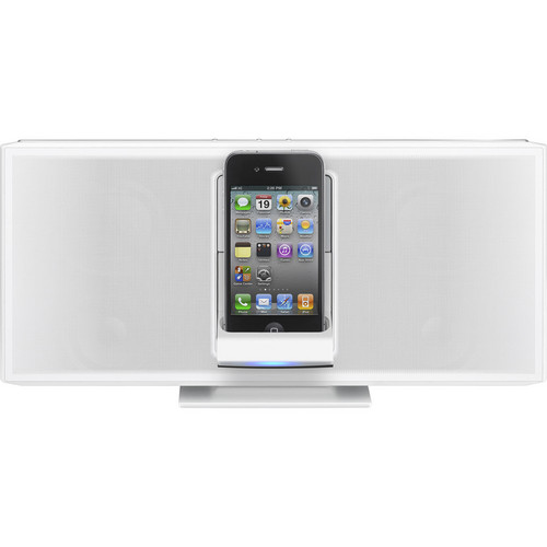 Panasonic SC-HC05 Compact Stereo System (White)