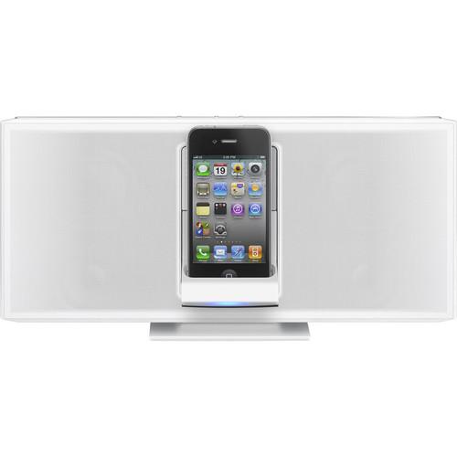 Panasonic SC-HC05 Compact Stereo System (White)