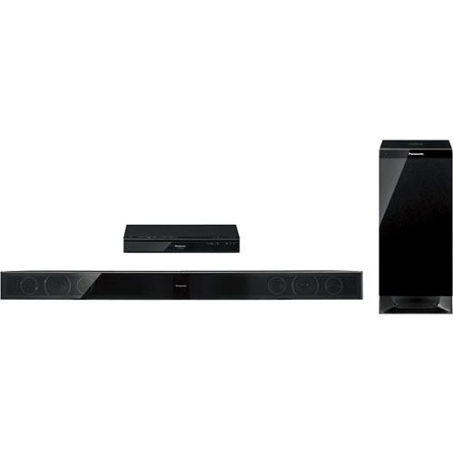 Panasonic SC-HTB550 Home Theater System Sound Bar w/ Subwoofer