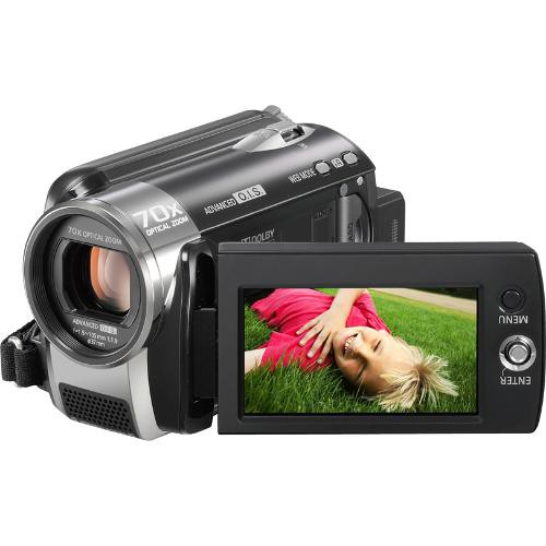 Panasonic SDR-H80 SD HDD PAL Camcorder (Black)