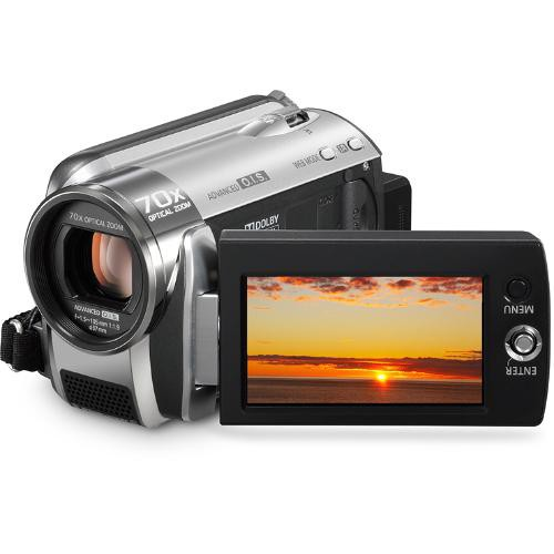 Panasonic SDR-H80 60GB Standard Definition Camcorder (Silver)