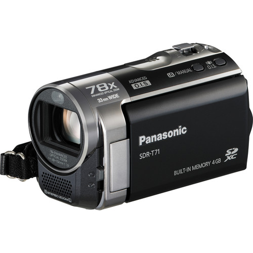 Panasonic SDR-T71 Camcorder