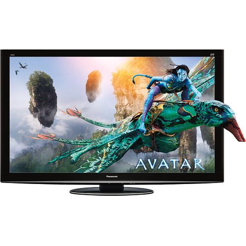 """Panasonic TC-P42GT25 42"""" VIERA 3D Plasma TV"""